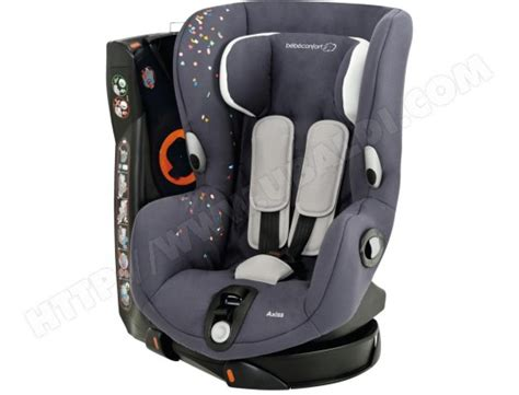 si鑒e auto axiss groupe 1 si 232 ge auto groupe 1 bebe confort axiss confetti pas cher