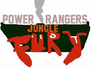 Power Rangers Jungle Fury logo by PikachuxAsh on DeviantArt