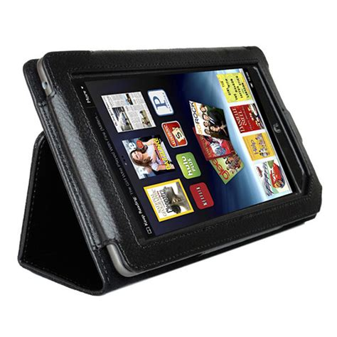 Nook Color Barnes And Noble by New Pu Leather Cover Stand For Barnes Noble Nook