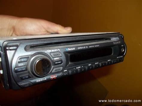 Sony Xplod 52wx4 Car Cd Player, Bluetooth , Auxiliary