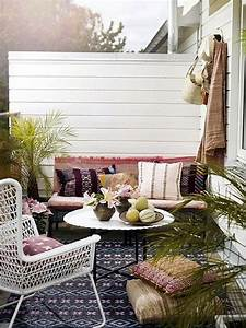 33 awesome small terrace design ideas digsdigs for Petite terrasse deco inspiration idees