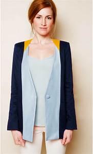 Woman's cotton blazer