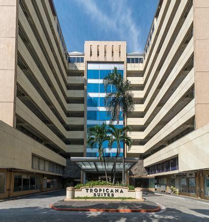facade picture of tropicana suites manila tripadvisor