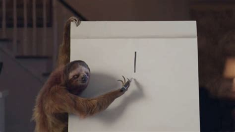 geico tv commercial game night   sloth ispottv