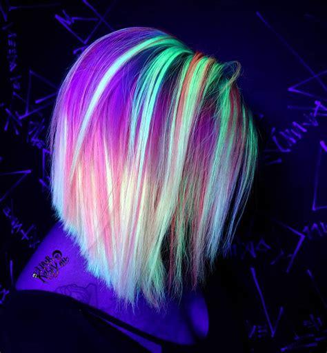 colores neon 191 cabello de colores ne 243 n 161 alucinantes porque no se me