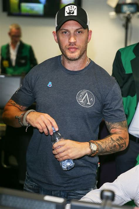 Tom Hardy Pictures Latest News Videos