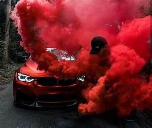 BMW F82 M4 red smoke Future whips Bmw cars, Bmw