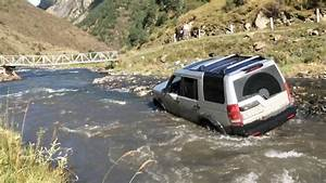 Land Rover Discovery 3 Extreme river off road Экстремал ...