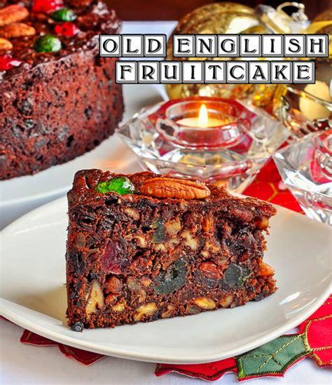 english fruitcake