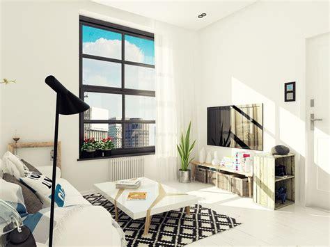 Ultra Tiny Home Design 4 Interiors 40 Square Meters by 21 интериор идеи за интериорен дизайн и обзавеждане на