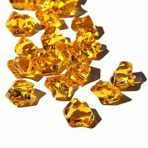 Gold Vase Gems Gold Vase Fillers Gold Wedding