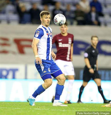 Wigan Athletic manager Paul Cook takes aim at Sheffield ...