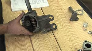 Build Your Willys  Steering Gear Box Rebuild