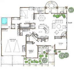 space saving house plans mediterranean efficient use of space in this green house plan