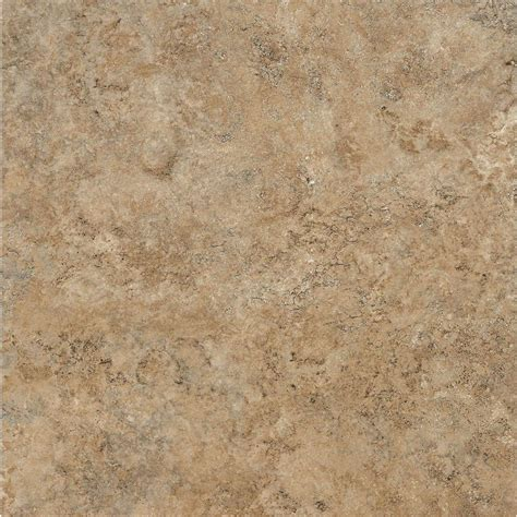Grouting Vinyl Tile Armstrong by Armstrong Ceraroma 16 In X 16 In Caramel Sand Groutable