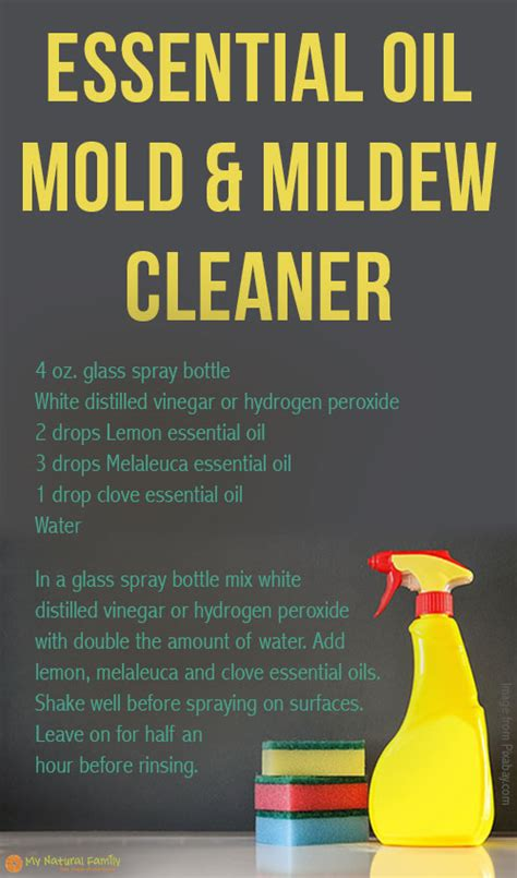 Essential Oils For Cleaning Bathroom by Homemade Natural Cleaner Recipes The Idea Room