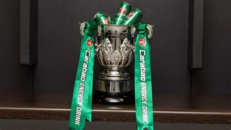Carabao Cup second-round ties confirmed by EFL after ...