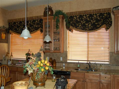 Dining room draperies, tuscan kitchen curtains valances