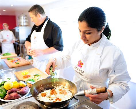 chef cuisine with angela malik founder and chef patron of