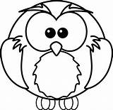 Coloring Baby Owls Owl Pages Printable Sheet Colouring Sheets Colour Cute Printables Cartoon Animal sketch template