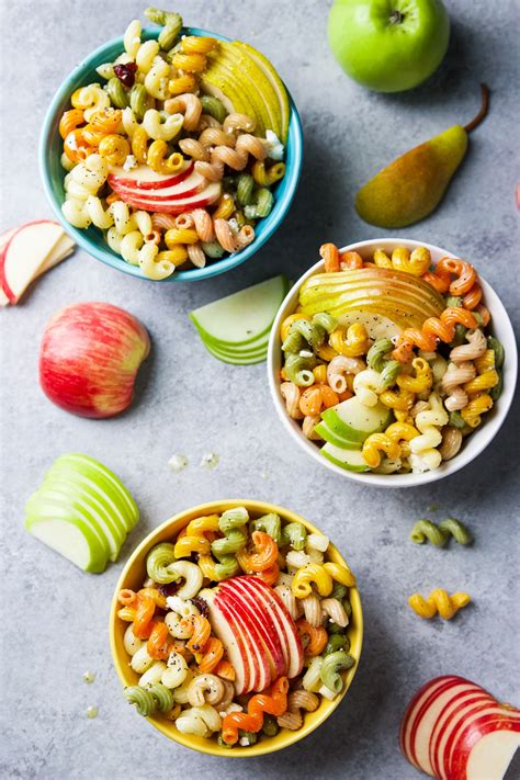 Make this fresh, cold pasta salad recipe in under 30 minutes! Festive Pasta Salads / Festive Pasta Salad (S) - Mrs. Criddles Kitchen   Trim healthy recipes ...