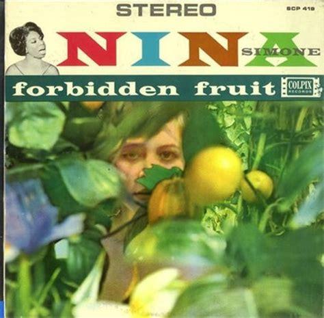 Nina Simone  Forbidden Fruit  Reviews  Album Of The Year