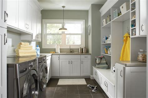 Mud Room Laundry Combo Design Ideas