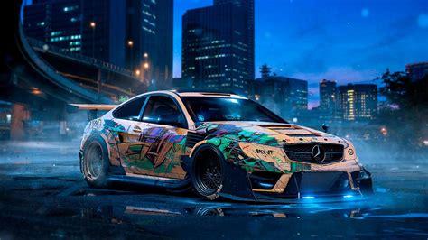 Mercedes-benz Rally Car Hd Wallpaper