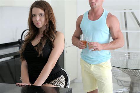 marina visconti enjoying hot sex with handsome muscular