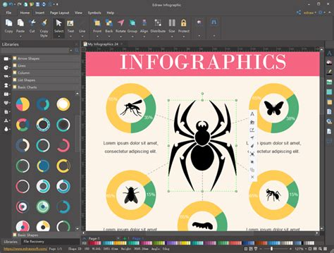 Free Download Edraw Infographics Maker Organisation Structure Questions Chart Netflix For A Large Hotel Yes Bank Organizational Job Description Project Management Deped Design