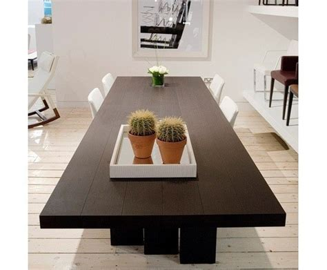 H_t Dining Table By Claudio Silvestrin