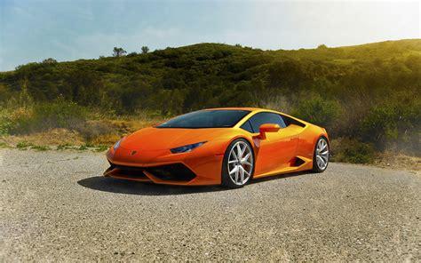 Lamborghini Huracan Lp640-4 Diamond Edition Orange