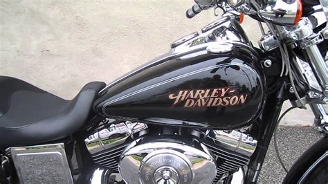 U1081 2004 Harley-davidson Fxdli Dyna Low Rider For Sale