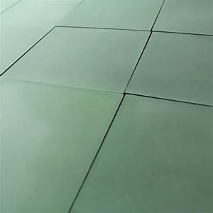 carrelage vert sol tendance deco tuiles ceramiques With carrelage sol vert