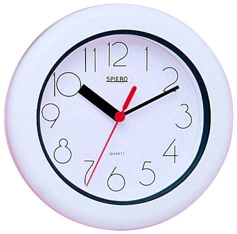 horloge de cuisine murale horloge salle bain 1001 pendules