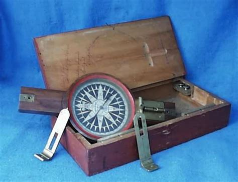 wwwantiqbuyer surveying instruments compasses