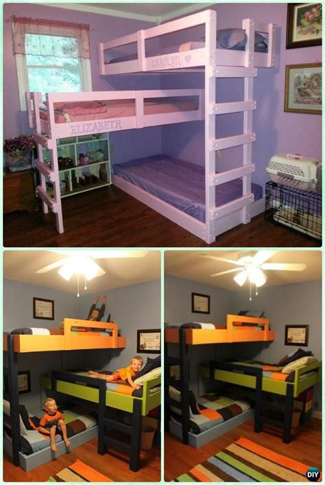 ideas  bunk bed  pinterest beds lofted
