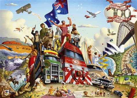 christmas traditions in australia facts australian geographic s 100 aussie icons nati