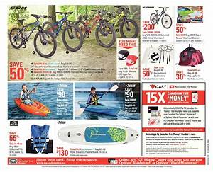 Canadian tire weekly flyer long weekend sale