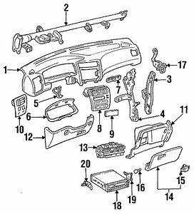 Electronic Control Unit Diagram For Toyota Corolla 1996