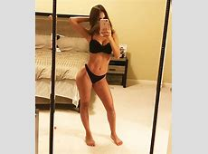 Mexican weather girl Yanet Garcia shows of HOT body Life