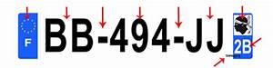 Plaque Immatriculation Anglaise : plaques d 39 immatriculation homologu es en plexiglas ~ Gottalentnigeria.com Avis de Voitures