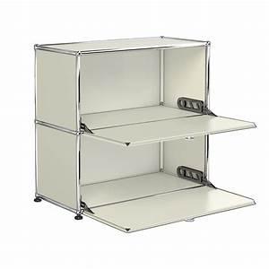 Usm Haller Sideboard Weiß : 2 compartment sideboard by usm haller connox ~ Orissabook.com Haus und Dekorationen