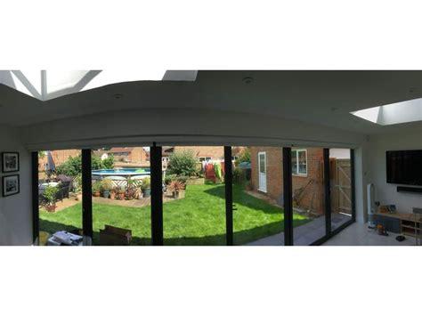 domestic bi fold doors bespoke blinds cheltenham