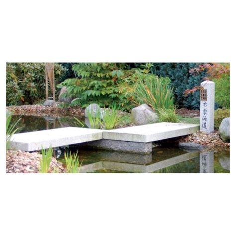 Steinbrücke  Ishi Bashi • Brücken • Garten • Japanwelt