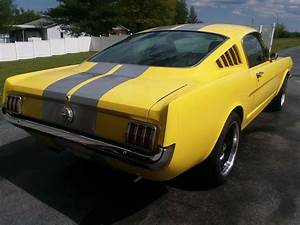 1965 Ford Mustang Fastback Pro Touring for sale: photos, technical specifications, description