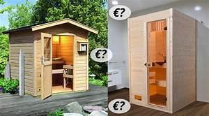 Sauna Einbau Kosten : was darf eine sauna kosten wir sagen es ihnen ~ Markanthonyermac.com Haus und Dekorationen