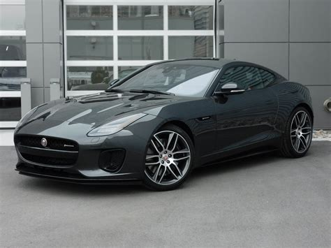 Jaguar News 2020 by New 2020 Jaguar F Type Coupe Coupe In Salt Lake City