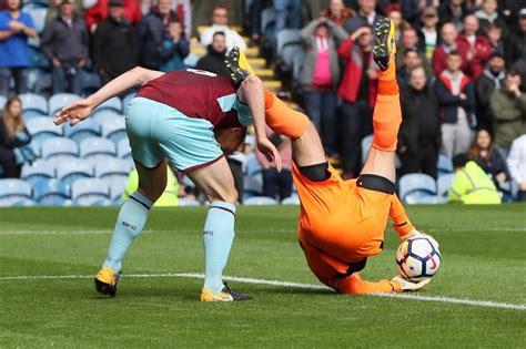 Burnley v Crystal Palace, Premier League, Turf Moor ...