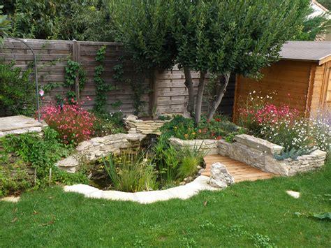 petit bassin de jardin construction d un bassin de jardin